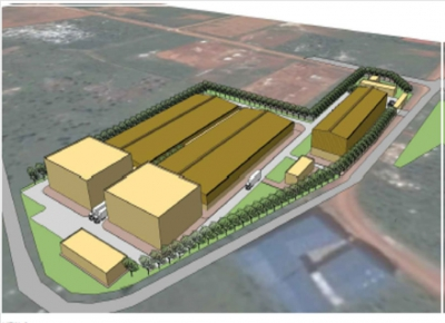Plot 745 – 747, 777, Kampala Industrial Business Park, Namanve, Kampala.